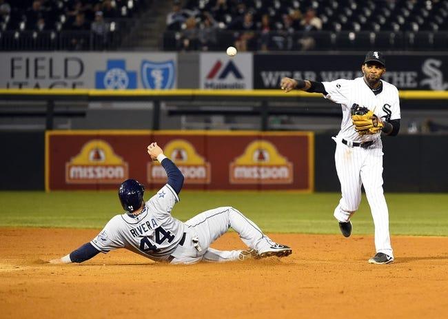 Chicago White Sox vs. San Diego Padres MLB Pick, Odds, Prediction 6/1/14
