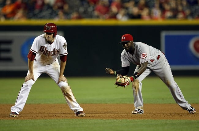 Arizona Diamondbacks vs. Cincinnati Reds Pick-Odds-Prediction - 5/31/14