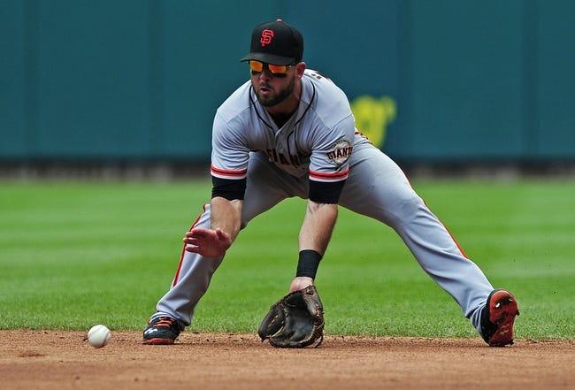 St. Louis Cardinals vs. San Francisco Giants MLB Pick, Odds, Prediction - 6/1/14