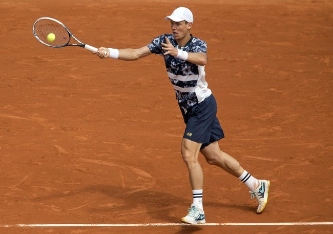 Tomas Berdych vs. Ernests Gulbis French Open Pick, Odds, Prediction