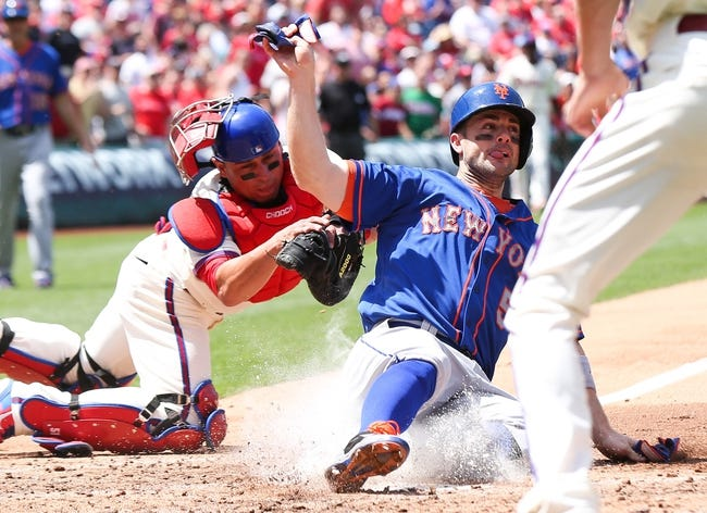 Philadelphia Phillies vs. New York Mets MLB Pick, Odds, Prediction 6/2/14