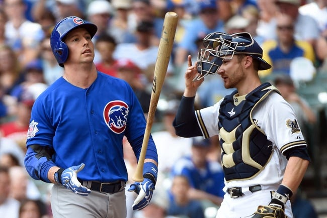 Chicago Cubs vs. Milwaukee Brewers MLB Pick, Odds, Prediction - 8/11/14