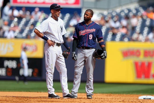 Minnesota Twins vs. New York Yankees MLB Pick, Odds, Prediction - 7/3/14