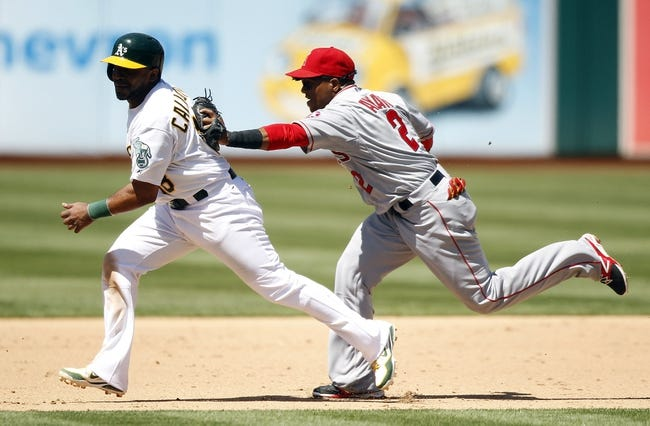Los Angeles Angels vs. Oakland Athletics MLB Pick, Odds, Prediction 6/9/14