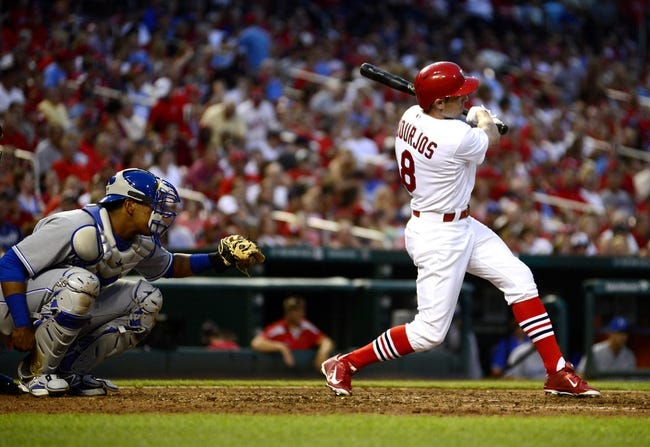 Kansas City Royals vs. St. Louis Cardinals MLB Pick, Odds, Prediction - 6/4/14