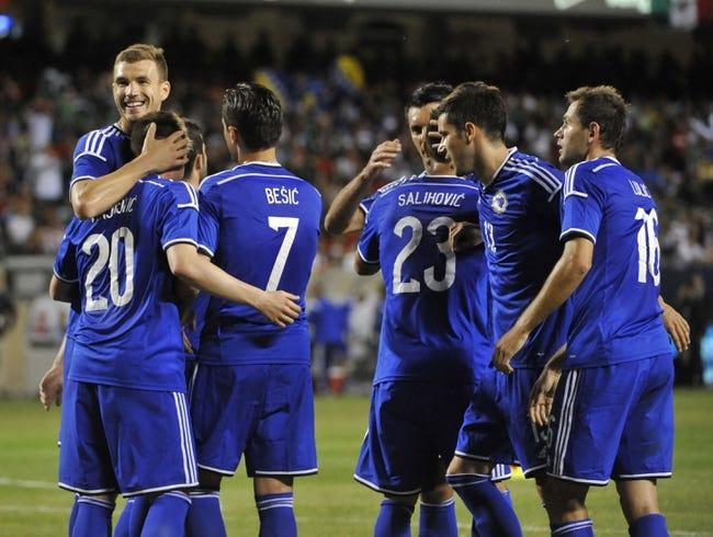 Israel vs Bosnia-Herzegovina 11/16/2014 Euro2016 Quailifer Preview,Odds and Prediction