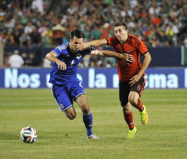 2014 FIFA World Cup: Bosnia-Herzegovina vs. Nigeria Pick, Odds, Prediction - 6/21/14