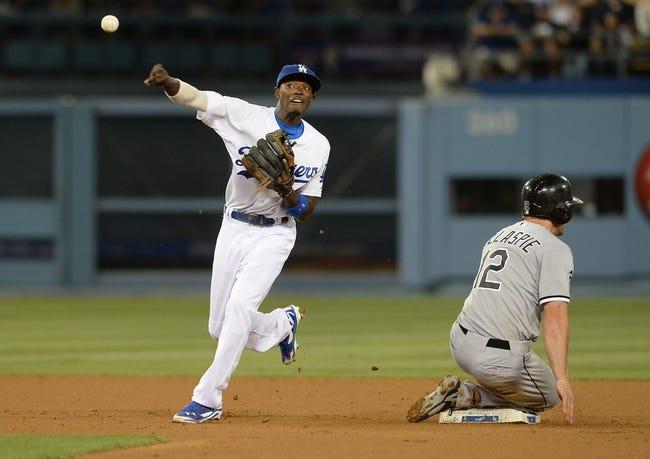 Los Angeles Dodgers vs. Chicago White Sox Pick-Odds-Prediction - 6/4/14