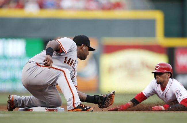Cincinnati Reds vs. San Francisco Giants MLB Pick, Odds, Prediction 6/5/14