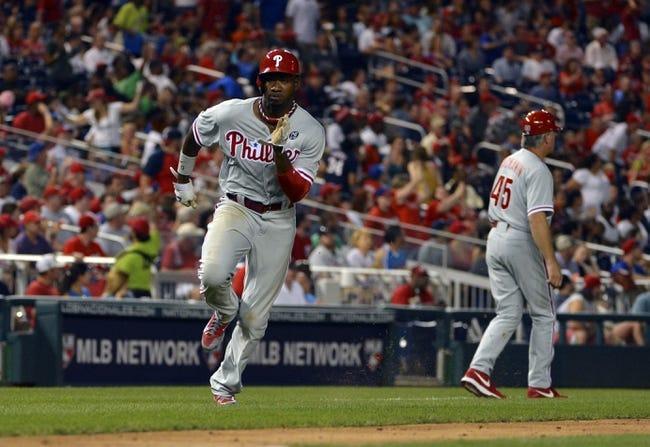 Washington Nationals vs. Philadelphia Phillies Pick-Odds-Prediction - 6/5/14