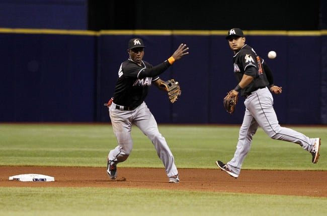Tampa Bay Rays vs. Miami Marlins Pick-Odds-Prediction - 6/5/14