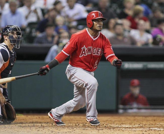 Los Angeles Angels vs. Houston Astros MLB Pick, Odds, Prediction - 7/3/14