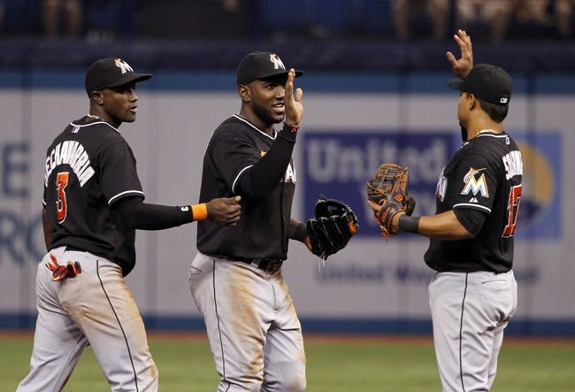 Miami Marlins vs. Tampa Bay Rays - 4/10/15 MLB Pick, Odds, and Prediction