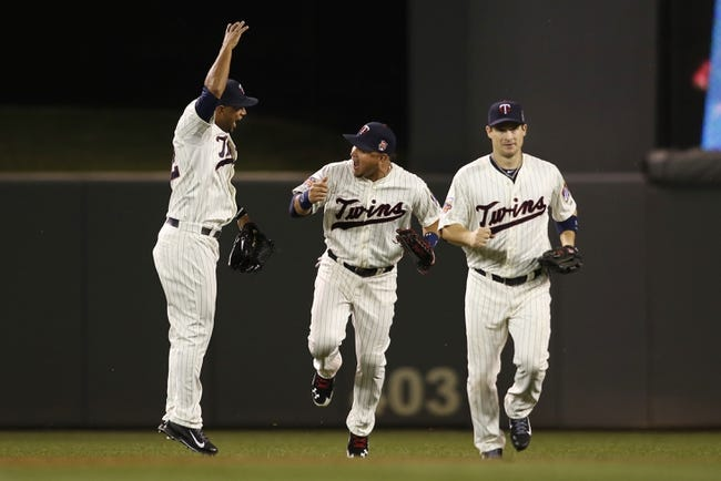 Minnesota Twins vs. Milwaukee Brewers MLB Pick, Odds, Prediction 6/5/14