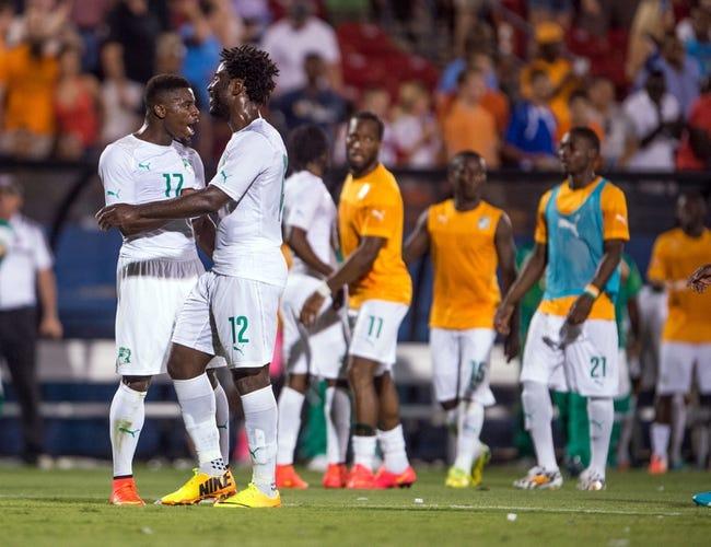 2014 FIFA World Cup: Ivory Coast vs. Greece Pick, Odds, Prediction - 6/24/14