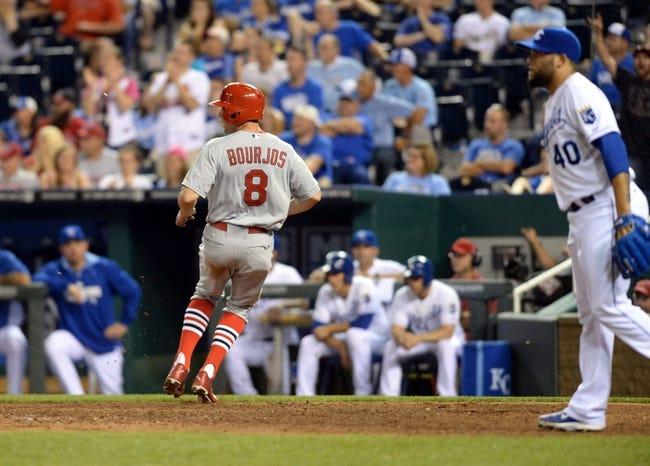 Kansas City Royals vs. St. Louis Cardinals MLB Pick, Odds, Prediction - 6/5/14