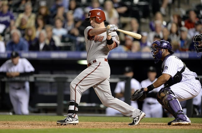 Arizona Diamondbacks vs. Colorado Rockies MLB Pick, Odds, Prediction - 8/8/14