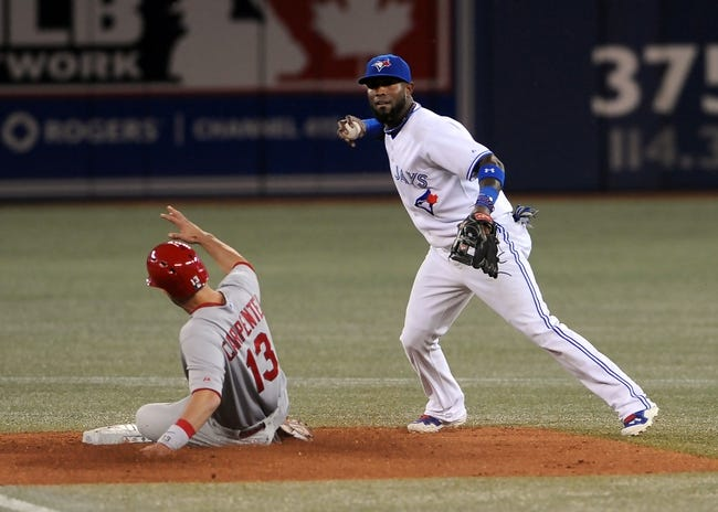 Toronto Blue Jays vs. St. Louis Cardinals MLB Pick, Odds, Prediction 6/7/14