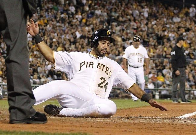 Pittsburgh Pirates vs. Milwaukee Brewers MLB Pick, Odds, Prediction 6/7/14