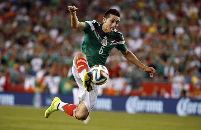 2014 FIFA World Cup: Mexico vs. Cameroon Pick, Odds, Prediction - 6/13/14