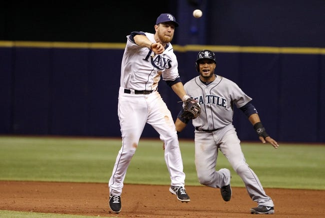 Tampa Bay Rays vs. Seattle Mariners Pick-Odds-Prediction - 6/7/14