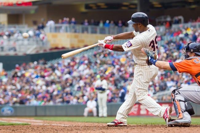 Minnesota Twins vs. Houston Astros MLB Pick, Odds, Prediction - 6/8/14
