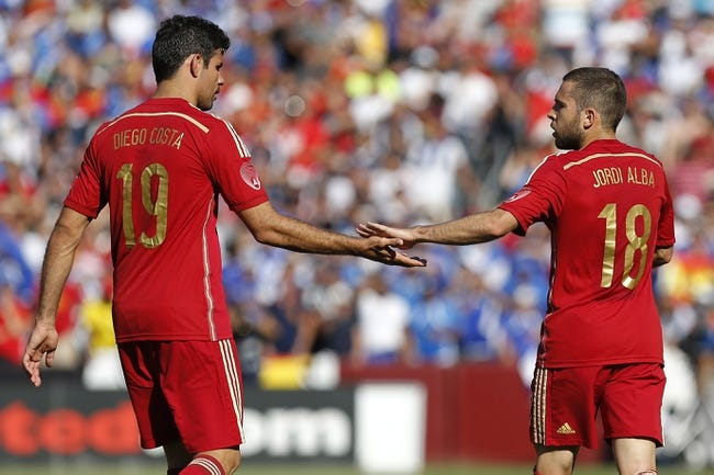 Spain vs Belarus 11/15/2014 Euro 2016 Qualifier Preview, Odds and Prediction