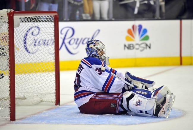 Los Angeles Kings at New York Rangers Pick-Odds-Prediction - 6/9/14