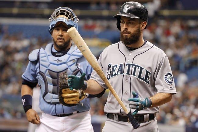 Tampa Bay Rays vs. Seattle Mariners MLB Pick, Odds, Prediction - 6/9/14