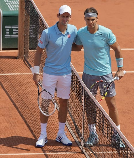 Novak Djokovic vs. Rafael Nadal 2015 French Open, Pick, Odds, Prediction