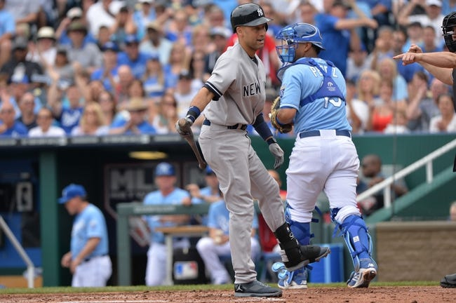 Kansas City Royals vs. New York Yankees MLB Pick, Odds, Prediction - 6/9/14