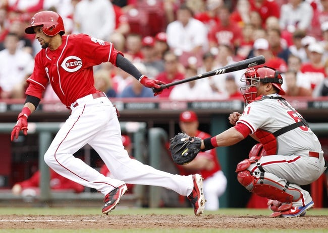 Reds at Phillies - 6/2/15 MLB Pick, Odds, and Prediction