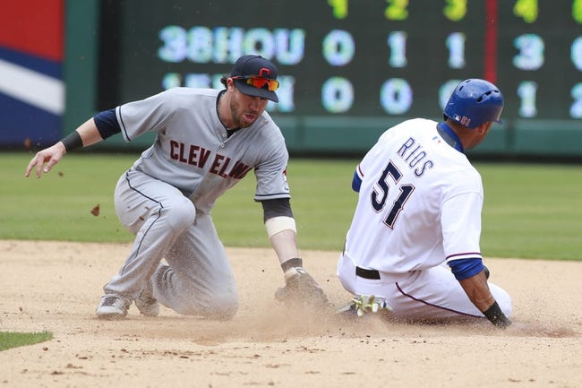 Texas Rangers vs. Cleveland Indians MLB Pick, Odds, Prediction 6/9/14