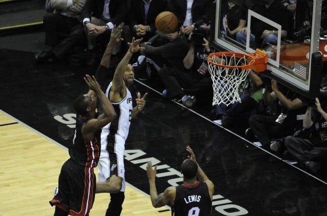 San Antonio Spurs at Miami Heat NBA Final Pick, Odds, Prediction - 6/10/14 Game Three