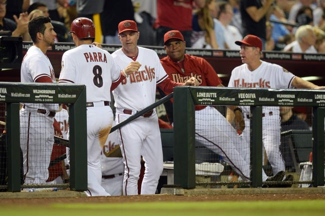 Arizona Diamondbacks vs. Houston Astros MLB Pick, Odds, Prediction - 6/10/14