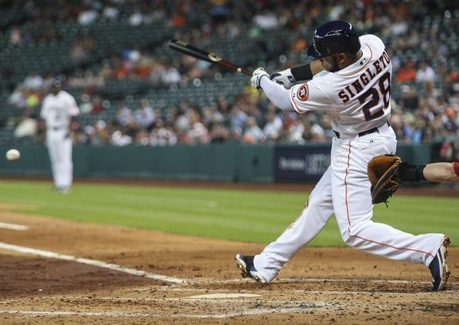 Houston Astros vs. Arizona Diamondbacks MLB Pick, Odds, Prediction 6/12/14