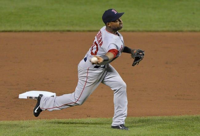 Boston Red Sox vs. Baltimore Orioles MLB Pick-Odds-Prediction - 7/5/14 Game Two