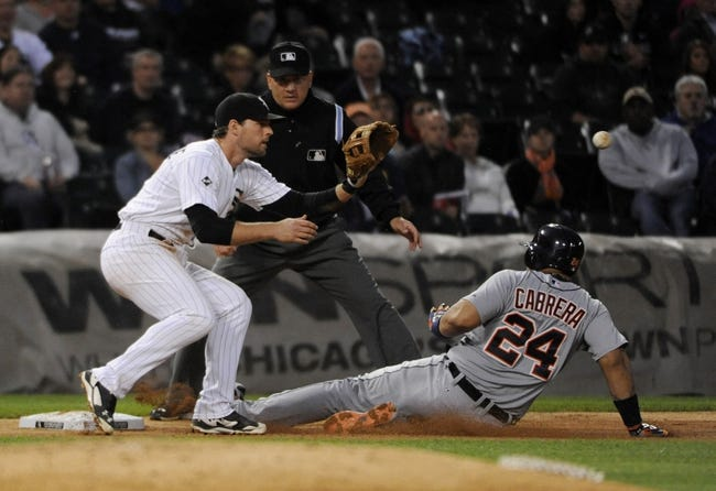 Chicago White Sox vs. Detroit Tigers MLBPick, Odds, Prediction 6/12/14