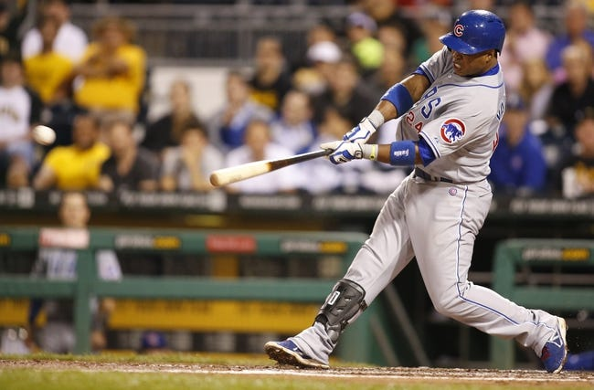 Pittsburgh Pirates vs. Chicago Cubs MLB Pick, Odds, Prediction - 6/12/14