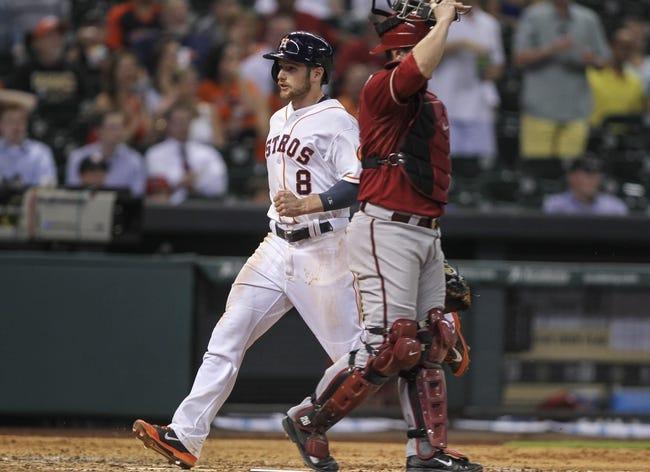 Houston Astros vs. Arizona Diamondbacks - 7/31/15 MLB Pick, Odds, and Prediction