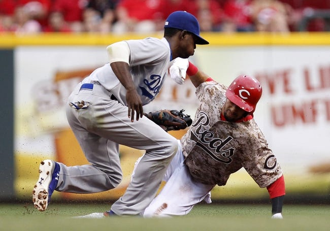 Cincinnati Reds vs. Los Angeles Dodgers MLB Pick, Odds, Prediction 6/12/14