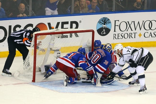 New York Rangers at Los Angeles Kings Stanley Cup Final Prediction, Odds, Pick - 6/13/14 Game Five