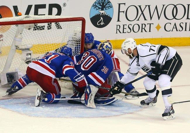 Los Angeles Kings vs. New York Rangers at Los Angeles Kings Pick-Odds-Prediction - 6/13/14
