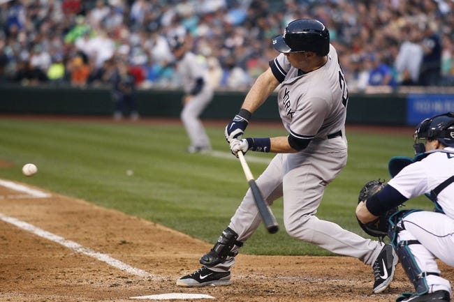 Seattle Mariners vs. New York Yankees Pick-Odds-Prediction - 6/12/14