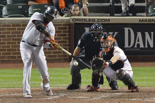 Boston Red Sox vs. Baltimore Orioles Pick-Odds-Prediction - 7/5/14 Game One