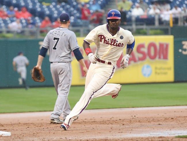 San Diego Padres vs. Philadelphia Phillies 9/15/14 MLB Pick and Odds