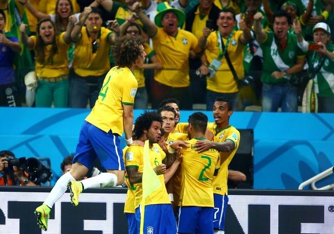 Mexico vs. Brazil 2014 FIFA World Cup Pick, Odds, Prediction - 6/17/14