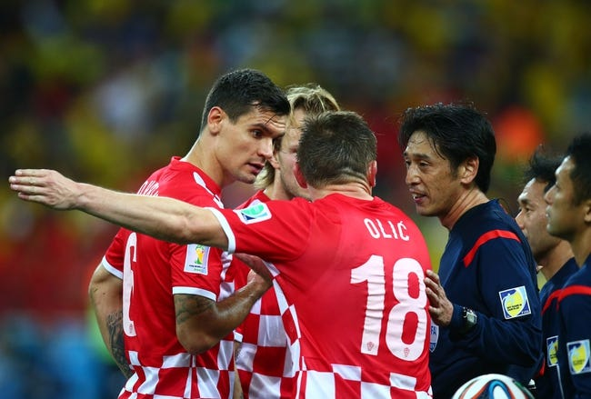 2014 FIFA World Cup: Cameroon vs. Croatia Pick, Odds, Prediction - 6/18/14