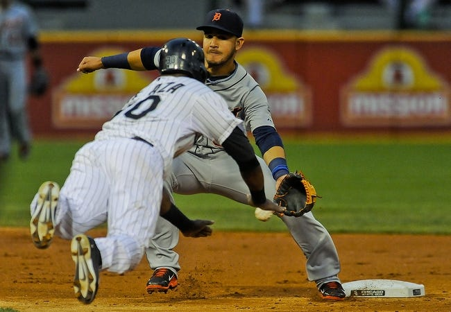 Detroit Tigers vs. Chicago White Sox MLB Pick, Odds, Prediction - 7/29/14