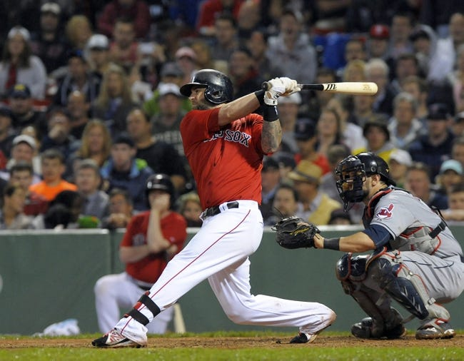 Boston Red Sox vs. Cleveland Indians MLB Pick, Odds, Prediction - 6/15/14